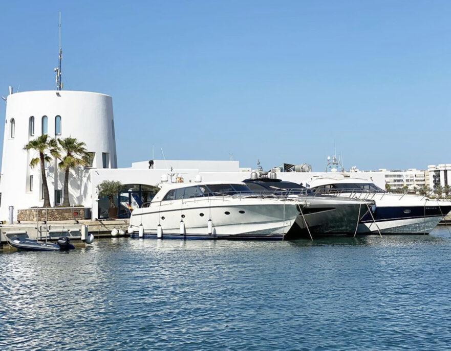 Marina Santa Eulalia Ibiza Puerto Seguro