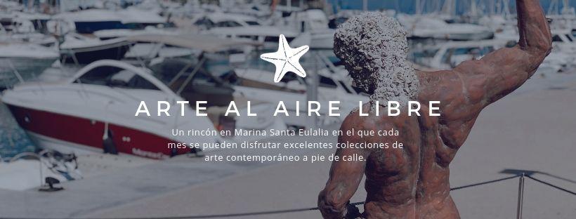 Exposición arte Ibiza