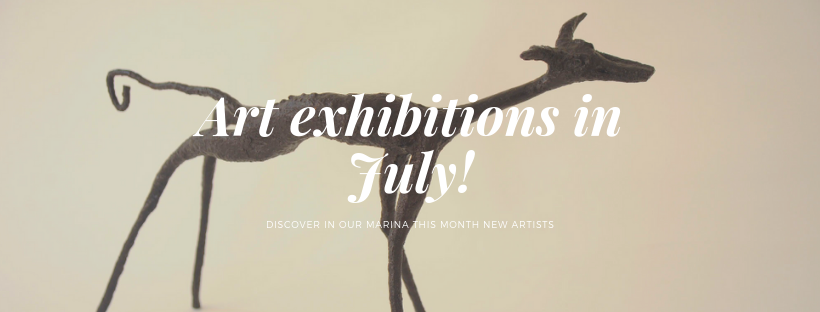 July Ibiza Art Exhibitions